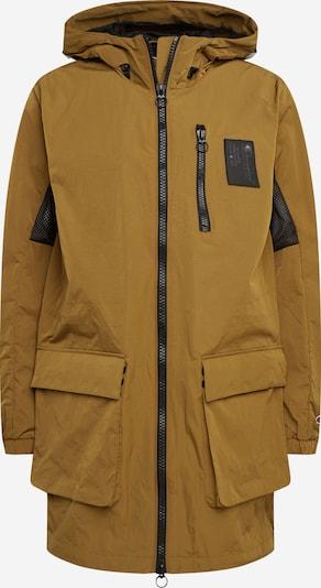 Champion Reverse Weave Jacke 'HOODED JACKET' in oliv, Produktansicht