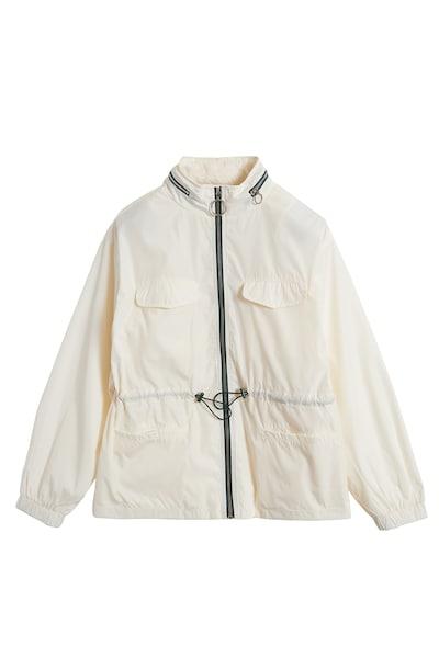 ON PARLE DE VOUS Jacke '19001' in weiß, Produktansicht