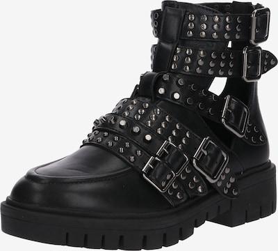 BUFFALO Stiefelette 'CEMENT CUT-OUTS' in schwarz, Produktansicht