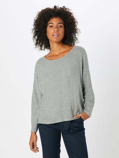 AMERICAN VINTAGE Sweatshirt 'VETINGTON' in grau: Frontalansicht