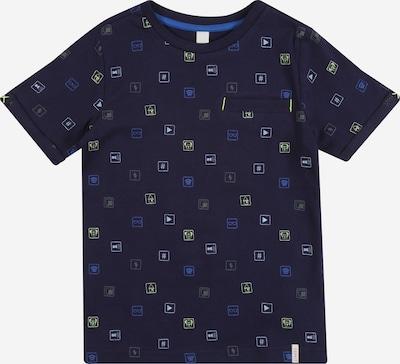 ESPRIT Shirt 'TEE-SHIRT' in dunkelblau, Produktansicht