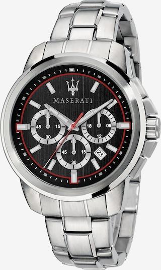 Maserati Analoog horloge 'SUCCESSO' in de kleur Grijs, Productweergave