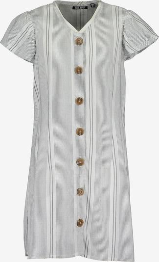 BLUE SEVEN Kleid in hellgrau / offwhite, Produktansicht