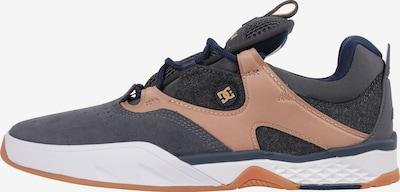 DC Shoes Sneaker in hellbeige / grau / dunkelgrau / weiß, Produktansicht