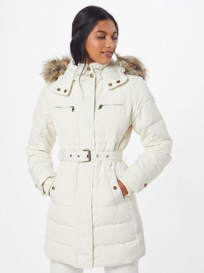 Pepe Jeans Płaszcz zimowy 'LYNN' w kolorze kremowym, Podgląd na modelu(-ce)