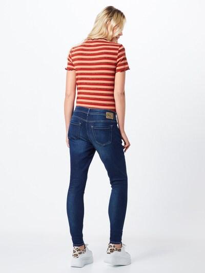 Jeans 'FAYE' Gang pe denim albastru: Privire spate