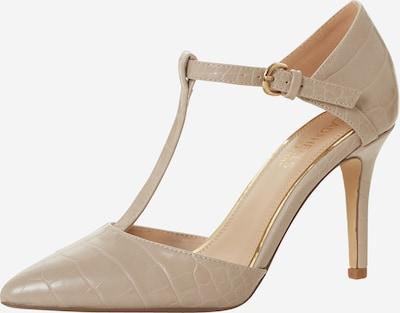 Head Over Heels Czółenka z wyciętą piętą 'CATIA' w kolorze cielistym, Podgląd produktu
