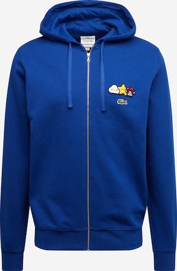 LACOSTE Lacoste X Jeremyville Kapuzen-Sweatshirt in blau, Produktansicht