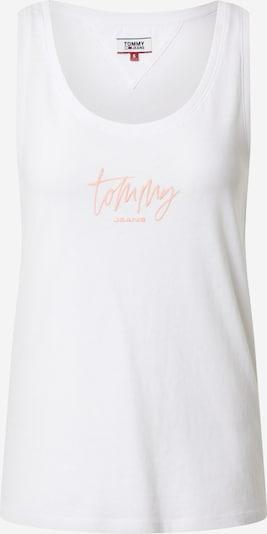 Tommy Jeans Haut en blanc, Vue avec produit