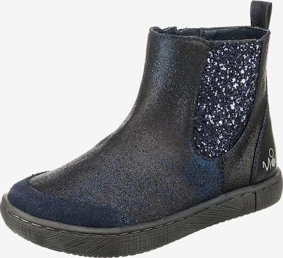 MOD8 Stiefel in blau / schwarz, Produktansicht