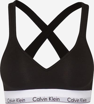 Calvin Klein Underwear Bustier 'Lift' in schwarz / weiß, Produktansicht