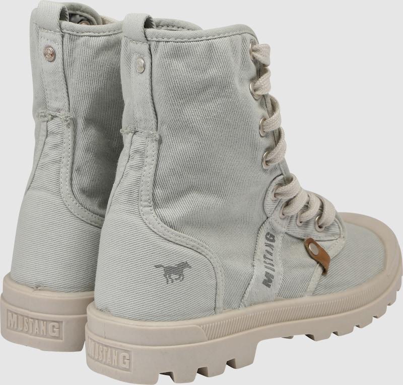 MUSTANG Sneaker 'high fold'