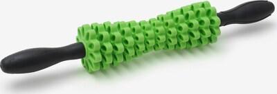 YOGISTAR.COM Massageroller 'Green Flower' in hellgrün / schwarz, Produktansicht