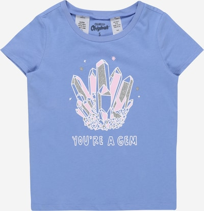 OshKosh Shirt 'PR42515' in violettblau, Produktansicht