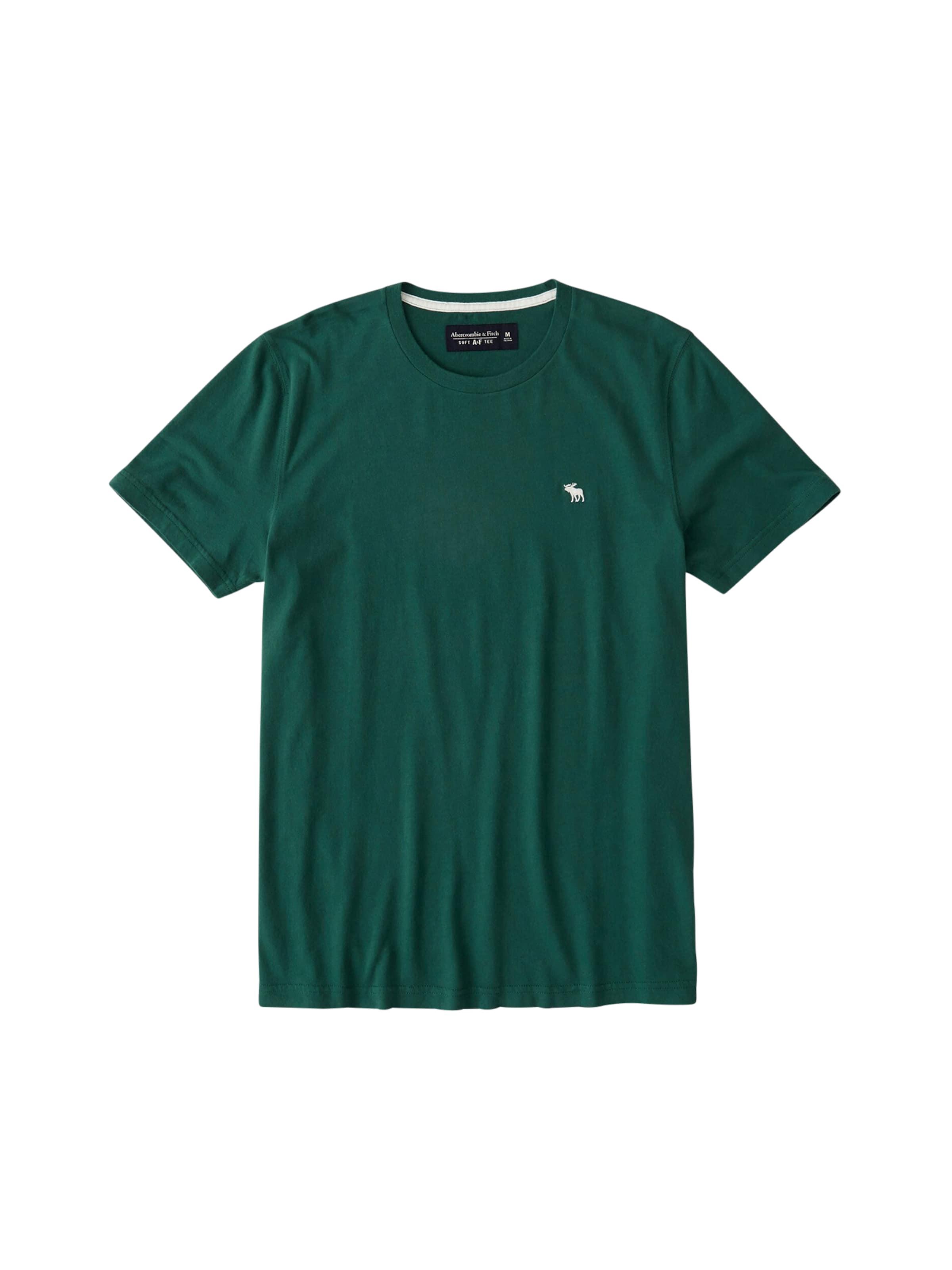 shirt Grün In T Abercrombieamp; Fitch tsdhQr