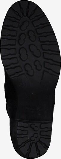 Chelsea batai iš s.Oliver , spalva - juoda: Vaizdas iš apačios