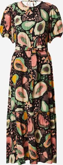 SELECTED FEMME Jurk in de kleur Turquoise / Bruin / Rosa / Zwart, Productweergave