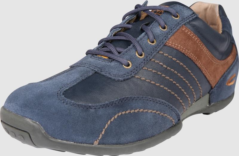 d9a4d25cf0 CAMEL ACTIVE Rövid szárú edzőcipők 'Space 36' sötétkék / barna színben |  ABOUT YOU