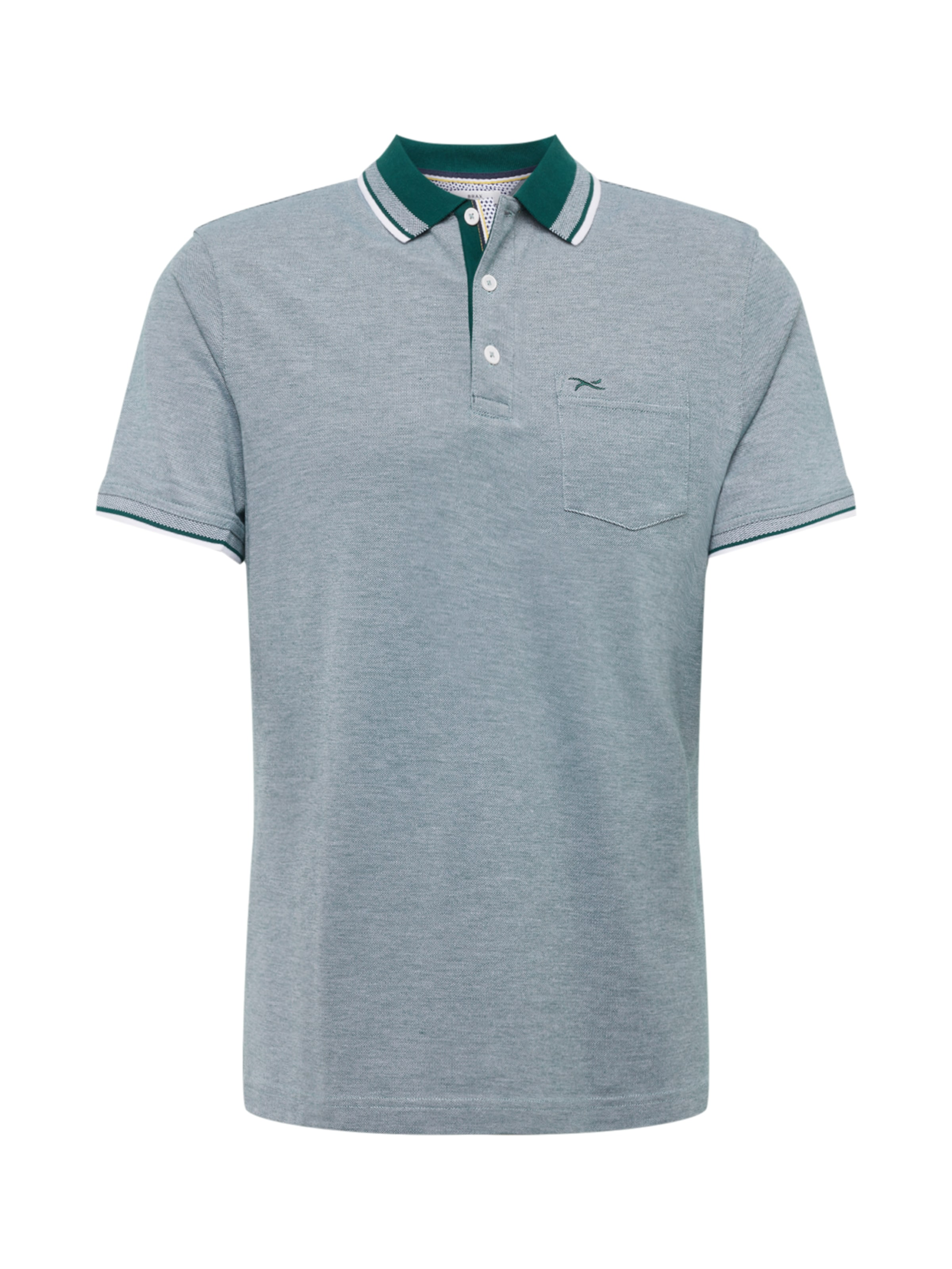 T Vert En shirt 'petter' Brax 2IY9HWED