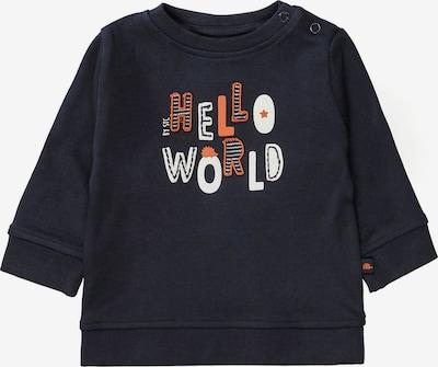 STACCATO Sweatshirt in nachtblau / rot / weiß, Produktansicht