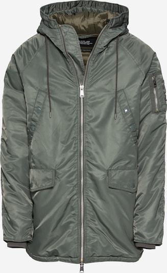 REPLAY Winterparka 'Jacke' in de kleur Groen, Productweergave