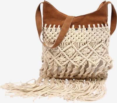 PIECES Tasche 'NELLA' in beige / braun, Produktansicht