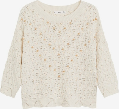 MANGO Pullover 'Canica' in creme, Produktansicht