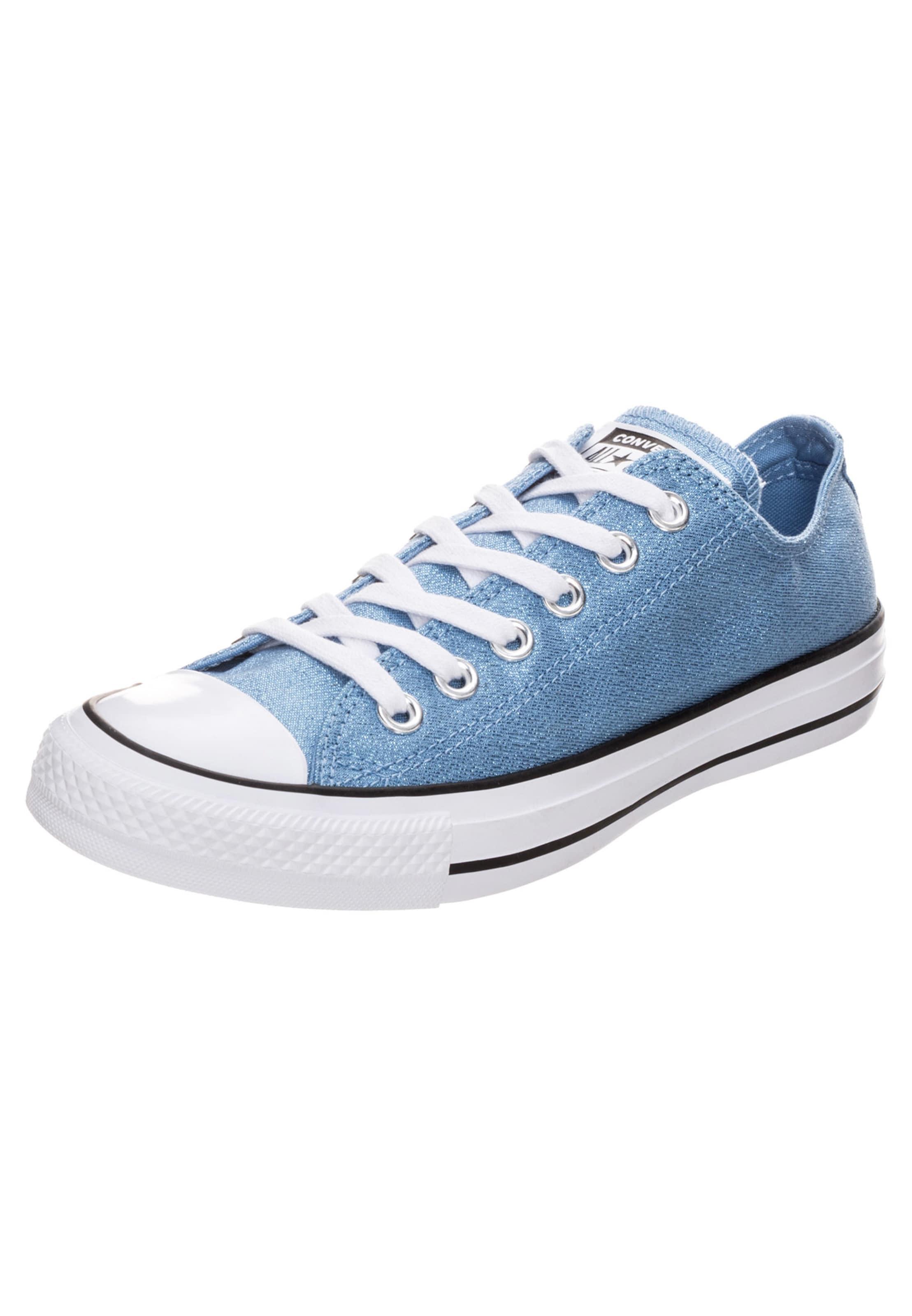 Basses Star En RoiBlanc Converse 'all Baskets Ox' Bleu 8wnPk0XON