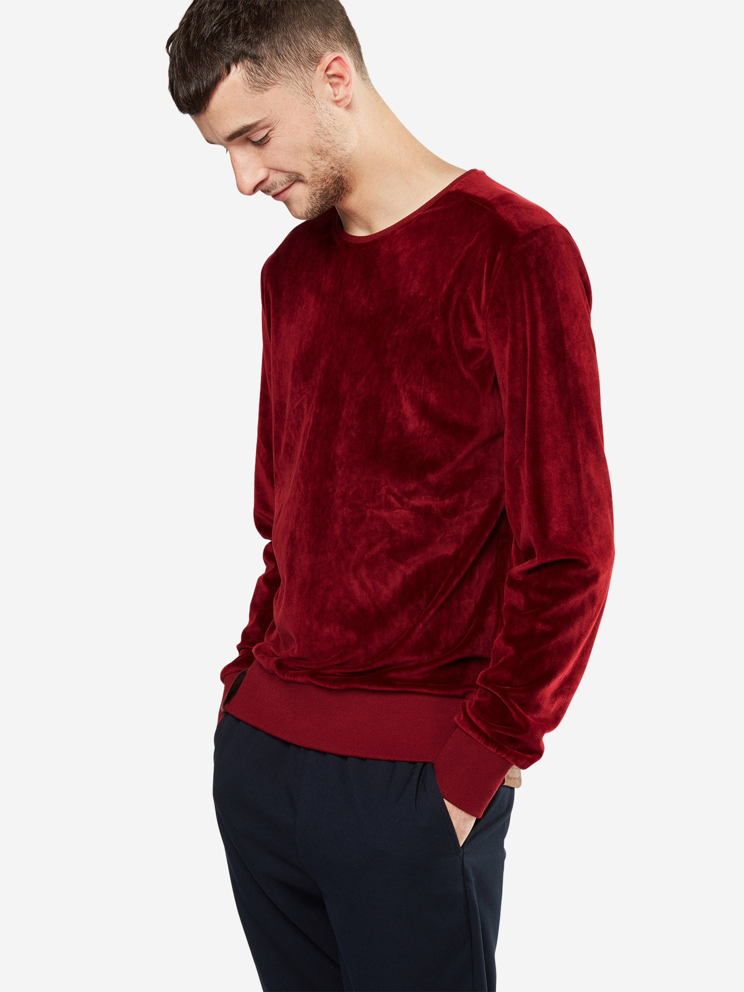 Bordeaux 'asgardian In Mack Sweatshirt Iii' Naketano rWdEQCxBoe