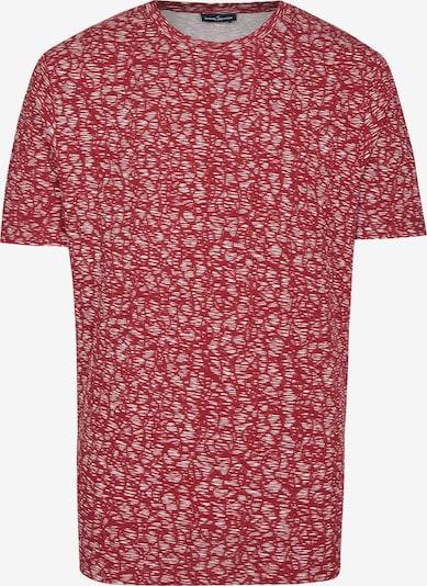 DANIEL HECHTER Shirt 'DHX' in dunkelrot, Produktansicht