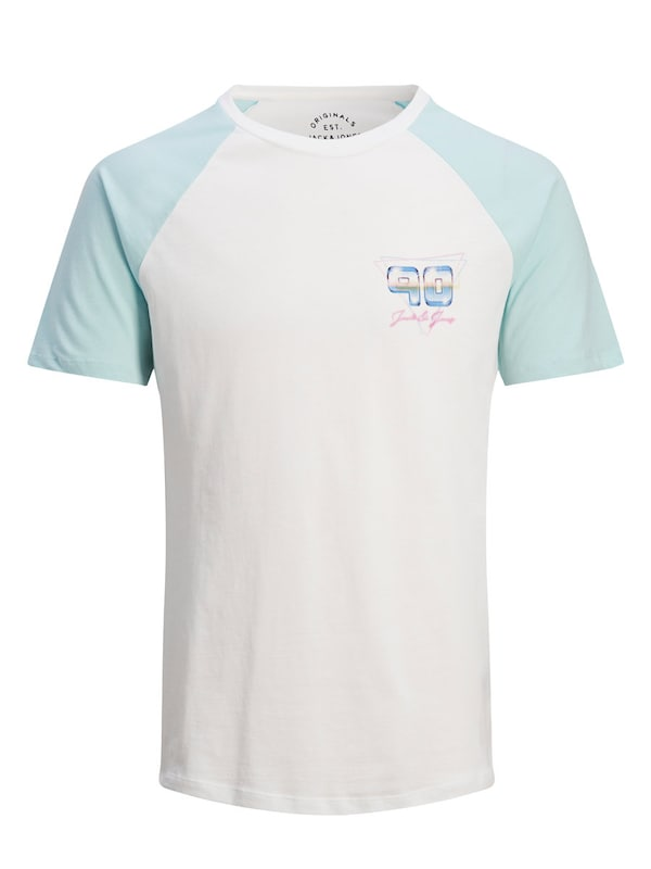 T amp; En Jones shirt Clair Bleu Blanc Jack 8xn1vq8