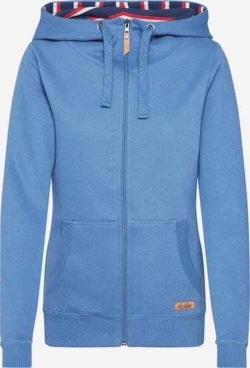 Derbe Bluzka sportowa w kolorze kremowy / podpalany niebieski / czerwonym, Podgląd produktu