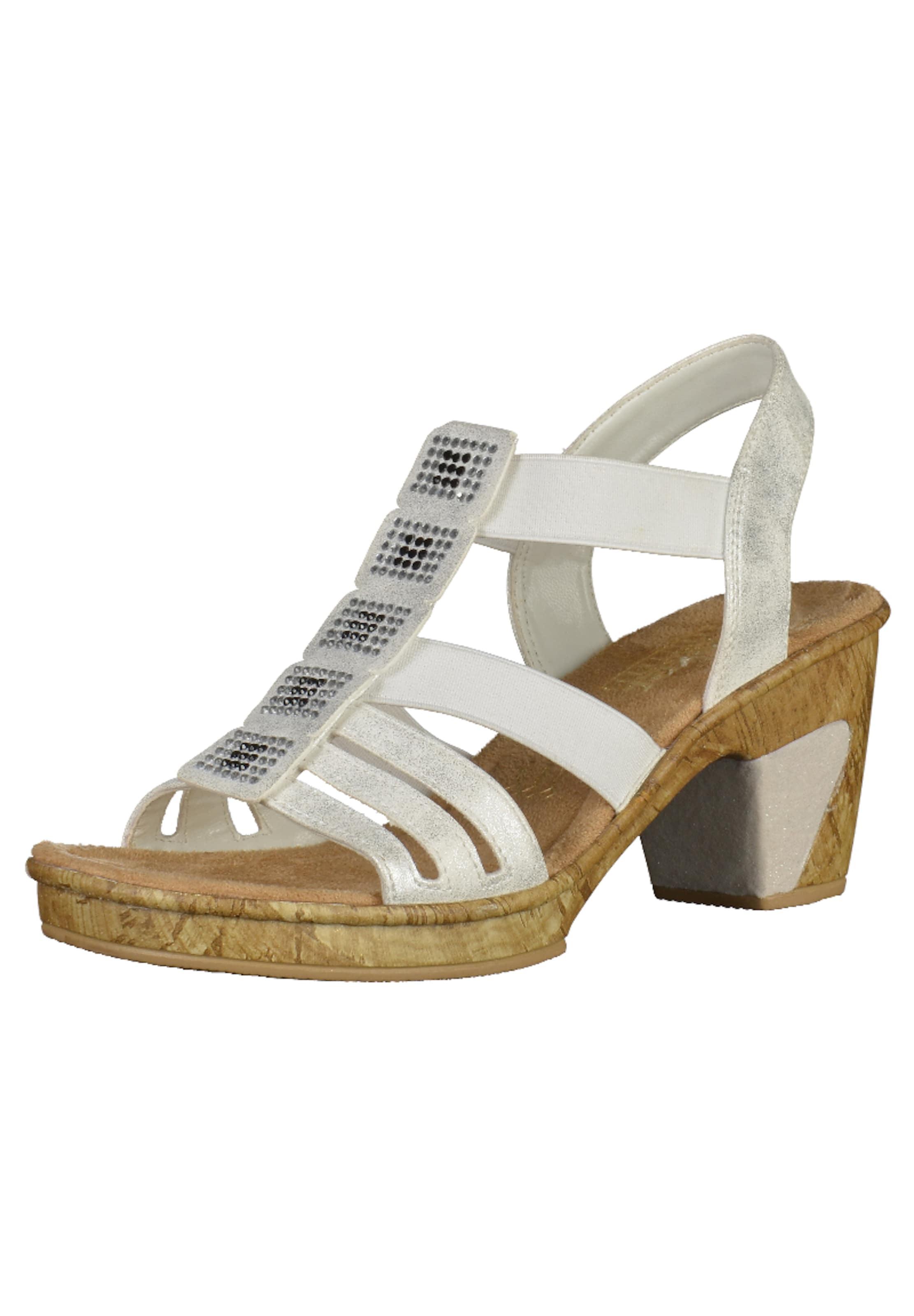 RIEKER Sandalen Günstige und langlebige Schuhe