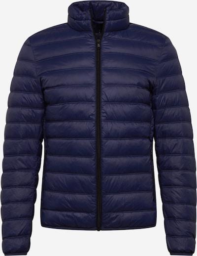 UNITED COLORS OF BENETTON Prehodna jakna | temno modra barva, Prikaz izdelka