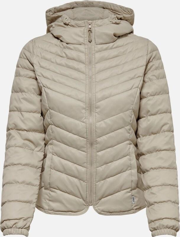 ONLY Jacke 'Onidemi' in beige  Markenkleidung für Männer und Frauen