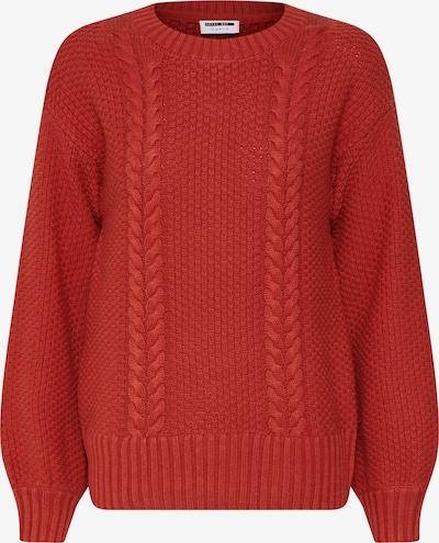 Megztinis iš Noisy may , spalva - rūdžių raudona: Vaizdas iš priekio