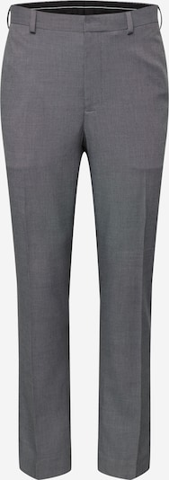 BURTON MENSWEAR LONDON Hose 'GREY MICRO TEXTURE SLIM' in grau, Produktansicht