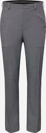 Kelnės su kantu 'GREY MICRO TEXTURE SLIM' iš BURTON MENSWEAR LONDON , spalva - pilka, Prekių apžvalga