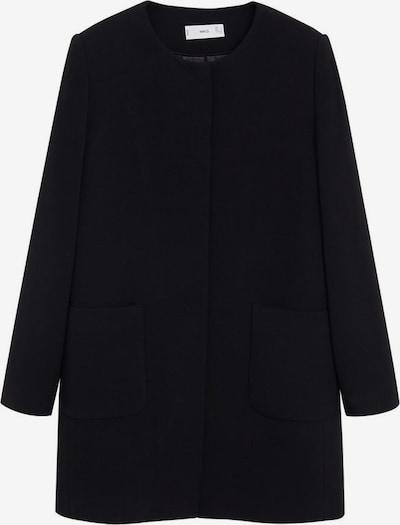 Palton de primăvară-toamnă 'Bombin' MANGO pe negru, Vizualizare produs