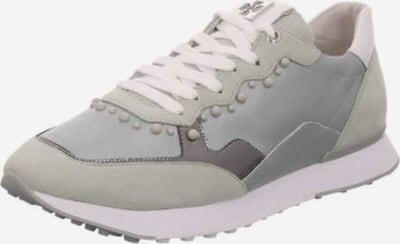 Högl Sneaker in taubenblau / dunkelblau / mint / weiß, Produktansicht