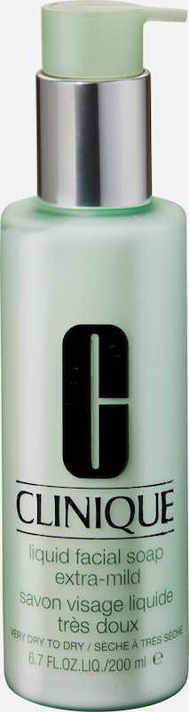 CLINIQUE 'Liquid Facial Soap - extra mild', Flüssige Gesichtsseife