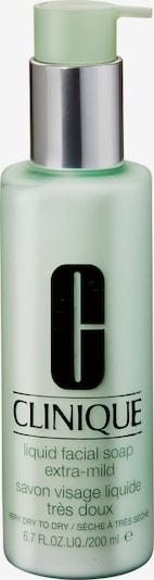 CLINIQUE 'Liquid Facial Soap - extra mild', Flüssige Gesichtsseife in grün, Produktansicht