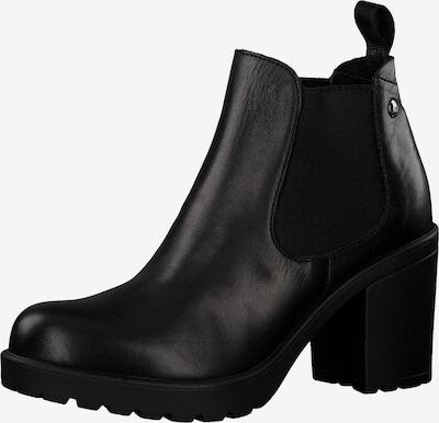 Chelsea batai iš s.Oliver , spalva - juoda: Vaizdas iš priekio