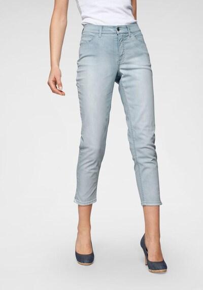 MAC Jeans 'Melanie-Summer' in hellblau, Modelansicht