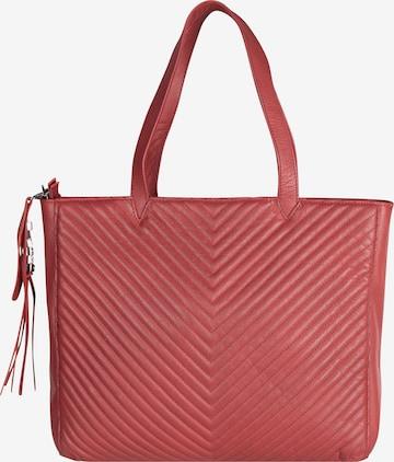 LEGEND Shopper 'Magenta' in Red