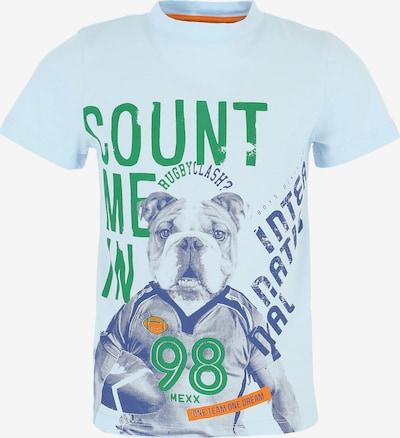 MEXX Shirt in hellblau, Produktansicht