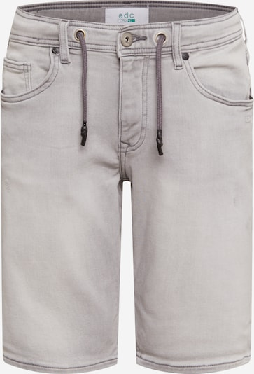 EDC BY ESPRIT Jeans in grey denim, Item view