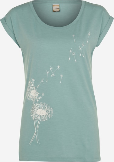Iriedaily Shirt 'Pusteblume' in Mint / White, Item view