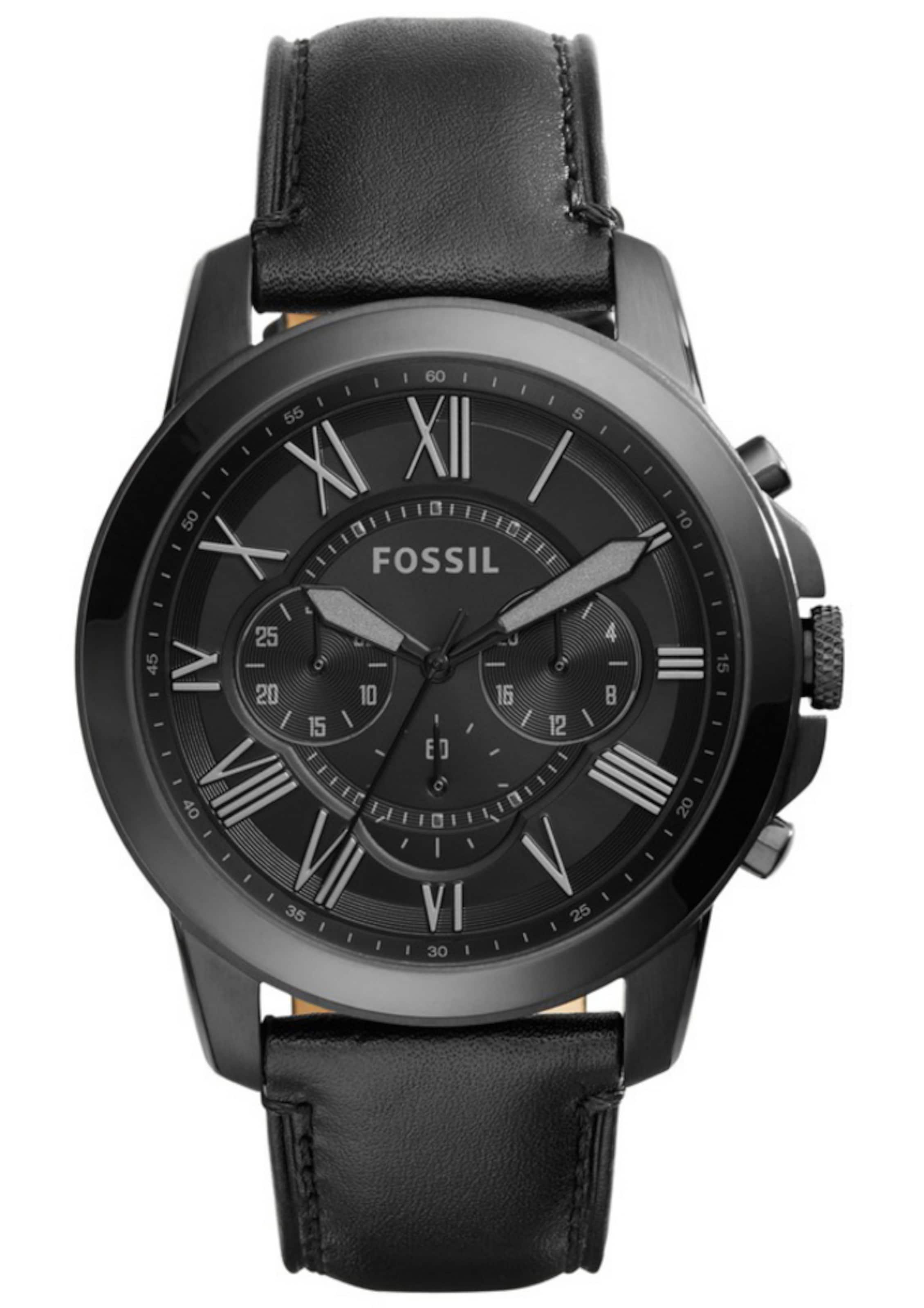 FOSSIL Chronograph »Grant« Billig Verkauf Geschäft mQLevM1D