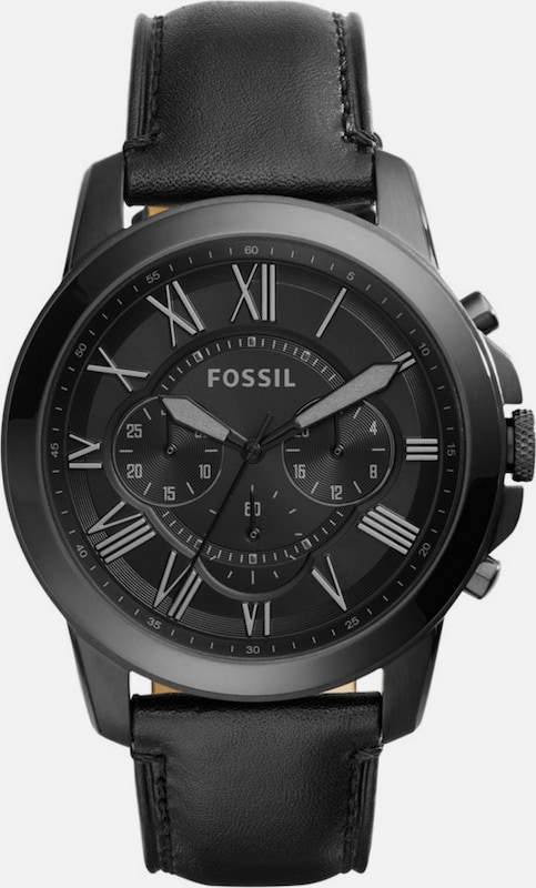 FOSSIL Chronograph »Grant«